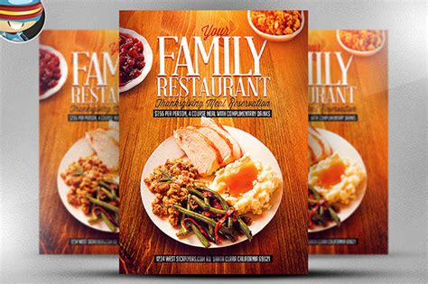 leaflet design for restaurant image gallery restaurant flyers