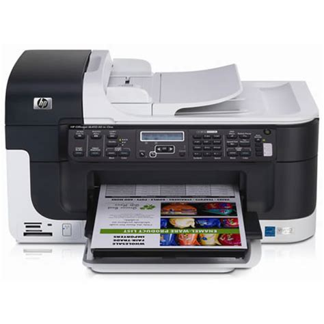 Printer Hp Officejet All In One hp officejet j6410 all in one printer