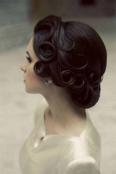 Retro Vintage Wedding Hairstyles by Retro Wedding Hairstyles Archives Oh Best Day
