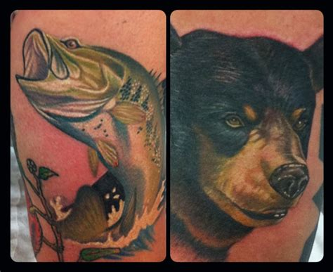 tattoo prices norfolk va bear tattoo bass tattoo full color yelp