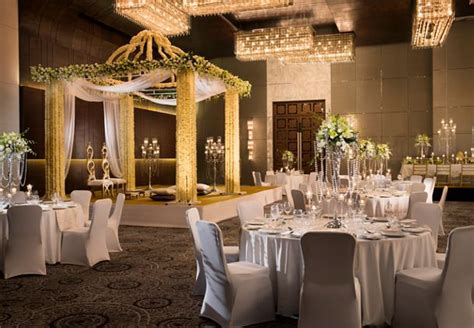 Five Star Hotel Wedding Reception Venues in Delhi