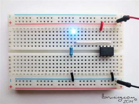 breadboard circuit for beginners breadboard circuit for beginners 28 images tutorial 11 light activated alarm circuit for