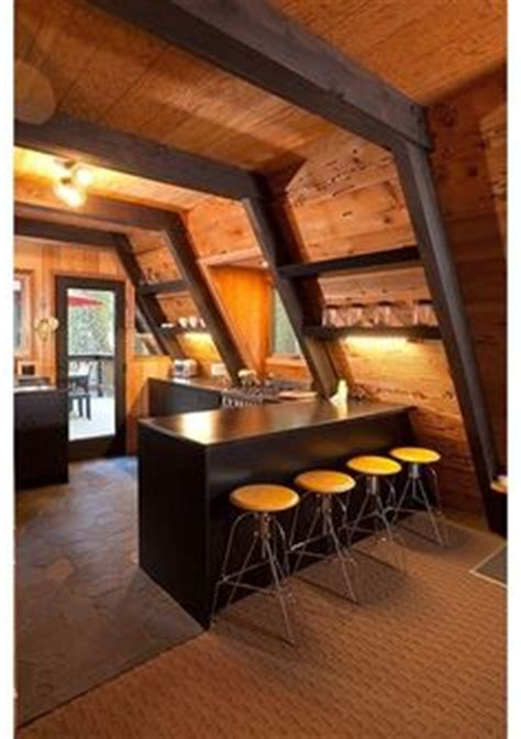 a frame house interior 1000 ideas about a frame cabin on pinterest a frame a frame house and cabin