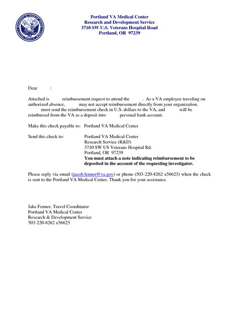 Insurance Reimbursement Letter Letter Asking For Reimbursement Pictures To Pin On Pinsdaddy