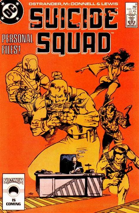squad vol 7 the s hoard ostrander books squad vol 1 8 dc comics database