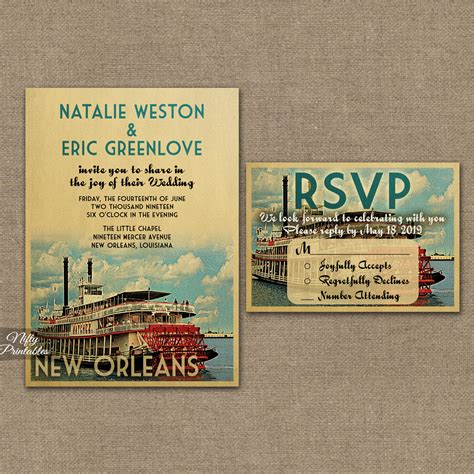 wedding invitations new orleans new orleans louisiana wedding invitations vtw nifty