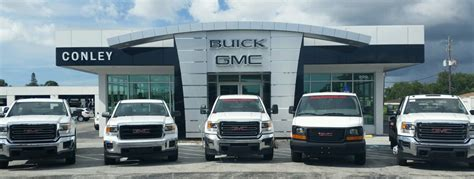 conley buick bradenton commercial gmc accessories in bradenton at conley buick gmc
