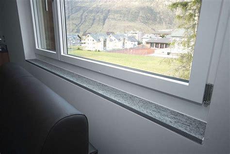 davanzali interni per finestre foto sostituzione serramento con davanzale interno di