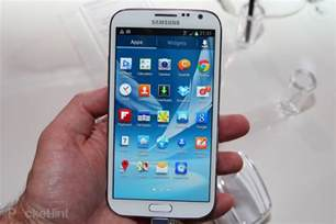 samsung galaxy note 2 release date