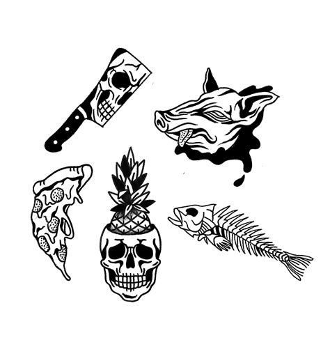 fashion tattoo flash elaxsir