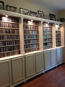 cd shelving ideas 25 best ideas about cd storage on cd storage