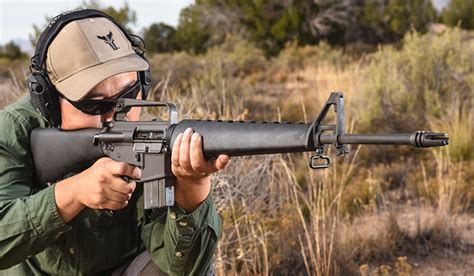 M16a1 Be colt m16a1 reissue coming to the range guns and peace