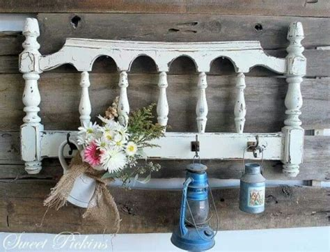 Diy Footboard Ideas by Footboard Repurposed Diy Ideas