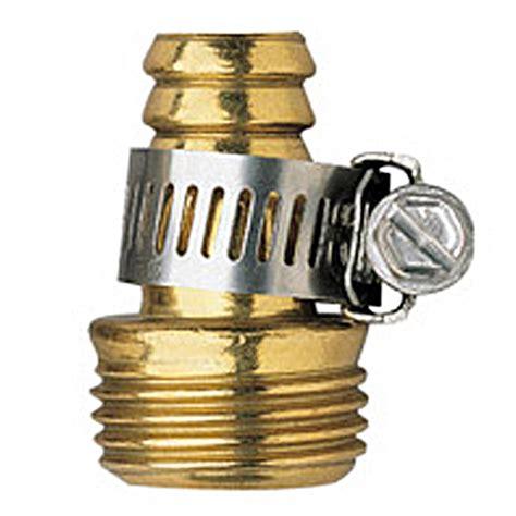 Garden Hose Repair Orbit Thread Brass 5 8 Quot Water Hose Repair Garden