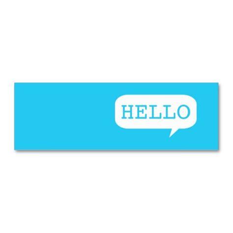 hello template speech writing template clipart best