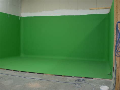 paint color for green screen our green screen stage players pixels and production