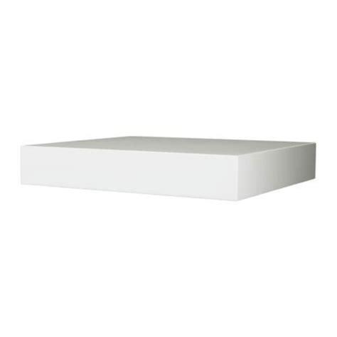 ikea floating ikea lack floating wall shelf white concealed mounting
