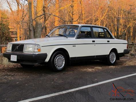 small engine maintenance and repair 1993 volvo 240 on board diagnostic system 1989 volvo 240 dl 44 582 original miles