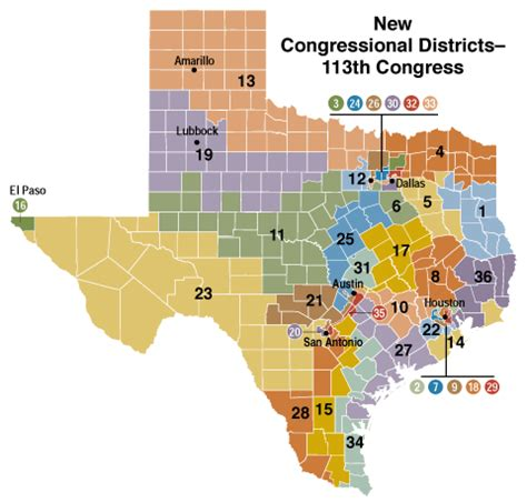 district map of texas in 2014 texas gop will keep its congressional districts and maybe even win more