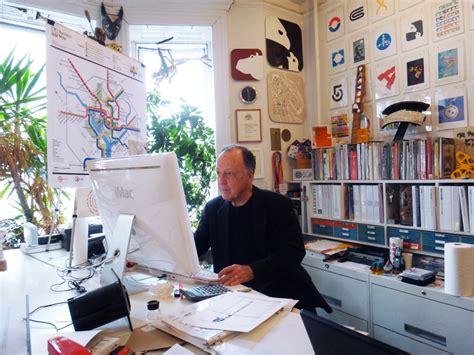 designboom lance wyman interview with graphic designer lance wyman