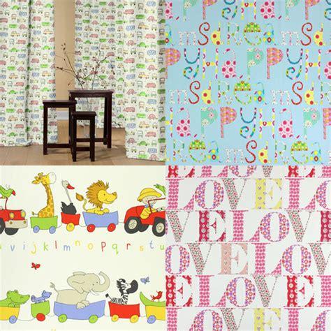 tessuti tende bambini nuove idee per la cameretta dei bambini tessuti