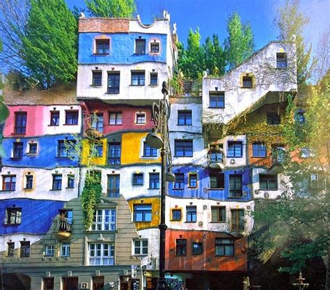 appartments in vienna hundertwasser haus apartment block vienna austria