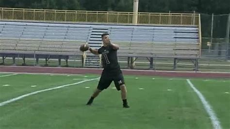 sports madison madison heights madison qb austin brown throws 8 touchdown
