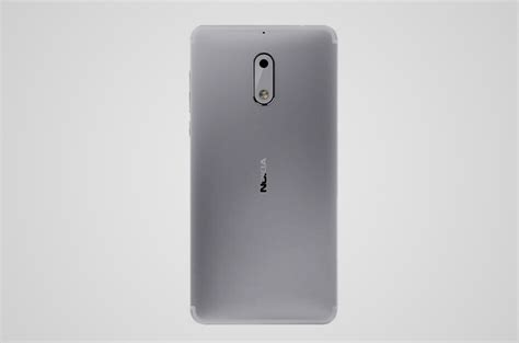 New Nokia 6 Ram 4 32gb Black nokia 6 silver colour variant spotted with 4gb ram