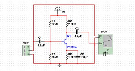 transistor lifier resistor values how are the resistor values r1 and r2 calculated for a transistor lifier that has a voltage
