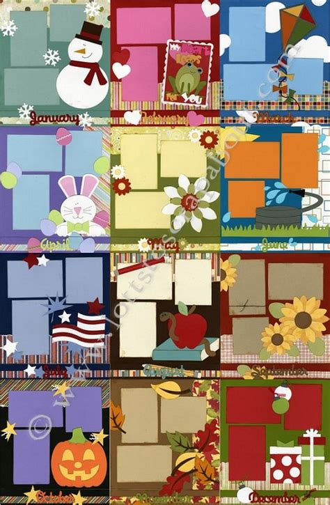 scrapbook layout design tips 27 cute scrapbook ideas with images and instructions my