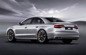 Audi A8 Tuned Official 2015 Abt Audi A8 Gtspirit
