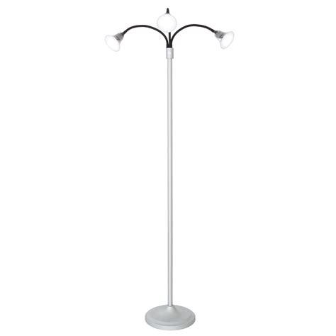 touch switch floor l floor l led light with adjustable arms touch