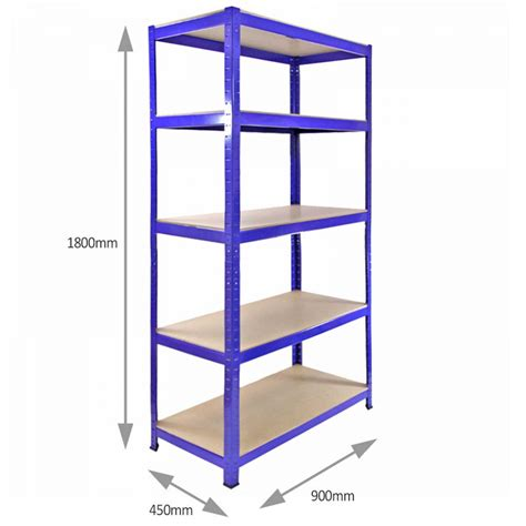garage shelving units 4 garage shelving units storage heavy duty metal racking shelves 5 tier bays ebay
