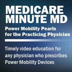 """""""medicare minute"""" video outlines rules for medically"""