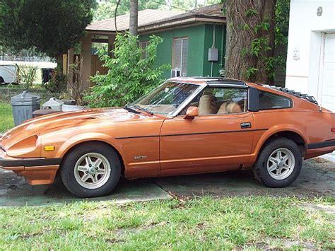 datsun 280z 1983 1983 datsun 280z for sale ta florida