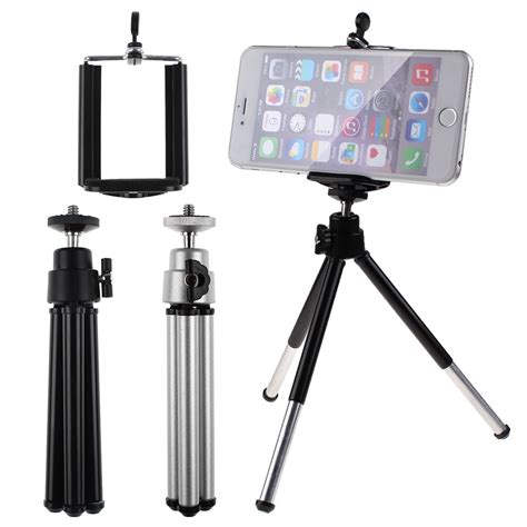 Tripod Untuk Iphone 5 universal rotatable tripod holder stand mount for iphone 5