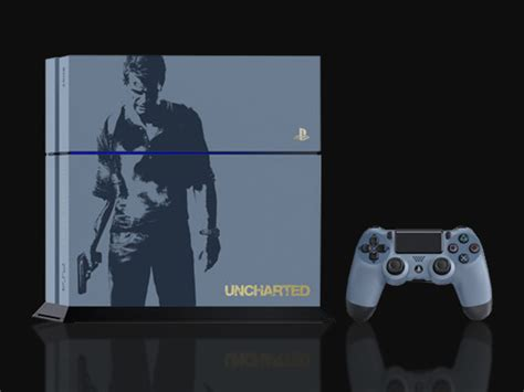 Playstation Sweepstakes - fight for 4 the uncharted 4 and playstation 4 giveaway
