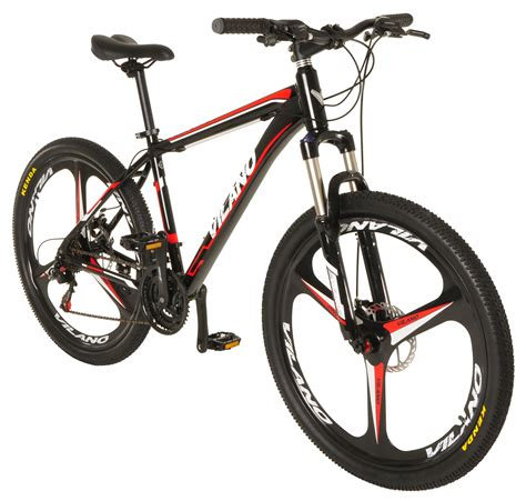Vilano Bike vilano 26 quot mountain bike ridge 2 0 mtb 21 speed shimano
