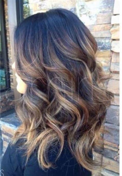 my hair color exactly caramel highlights mid brown loving my new hair color dark brown hair caramel balayage