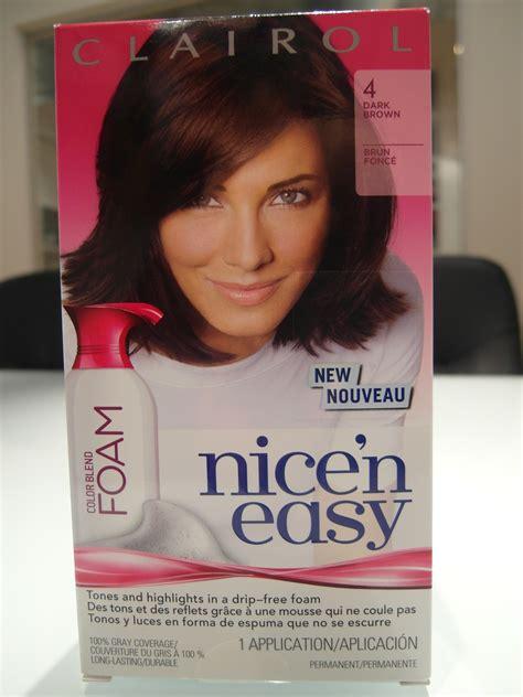 foam hair color clairol nice n easy your source for clairol nice n easy color blend foam reviews in hair