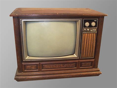 80 s rca gr778 25 crt console television 80 s