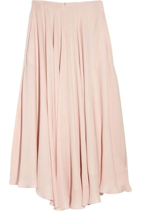 Dressing Up Navy Autumn Daywear From Miss Selfridge by The Row Ellena Pleated Silk Chiffon Skirt 7 Ballet Inspired
