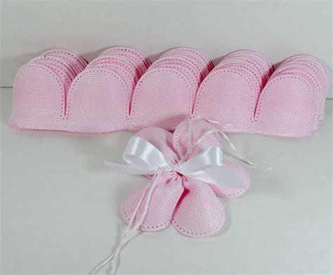 fiore portaconfetti fiore portaconfetti rosa in tela aida bomboniera per
