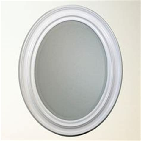 white oval bathroom mirror 1000 images about bathroom mirrors on pinterest oval