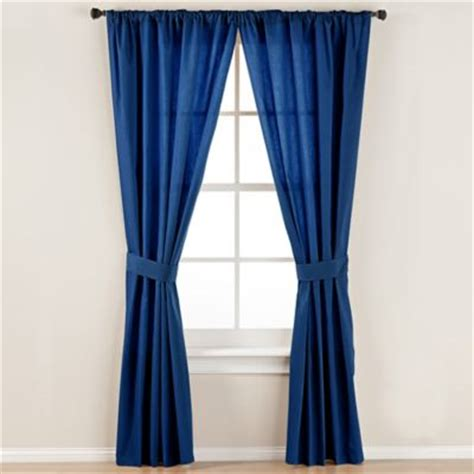 navy blue curtain tie backs buy navy blue curtain tie backs from bed bath beyond
