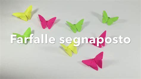 Farfalle Fai Da Te by Farfalle Segnaposto Fai Da Te Idee Creative Fai Da Te