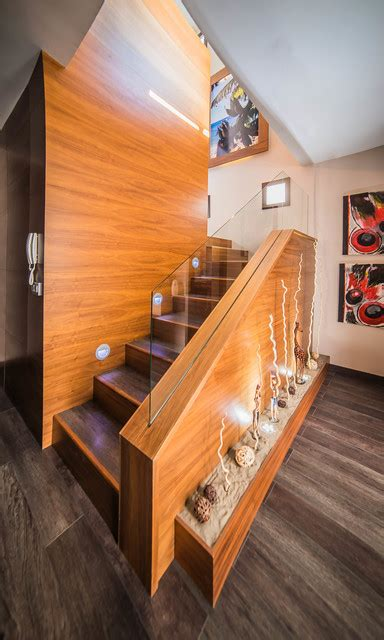 dazzling transitional staircase designs youre