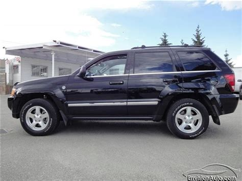 Jeep Grand 2007 Limited 2007 Jeep Grand Limited Diesel Envision Auto