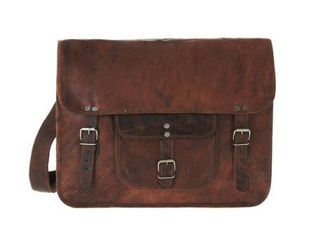 leather satchel mens vintage s leather satchel probably the best laptop bag