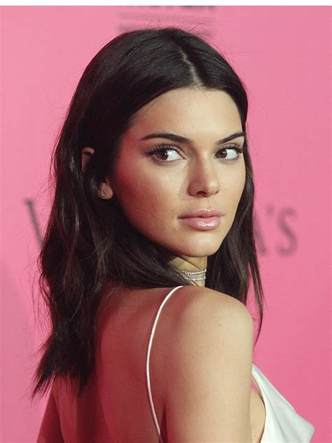 Secret Hairstyles by Kendall Jenner S Hair At S Secret Fashion Show